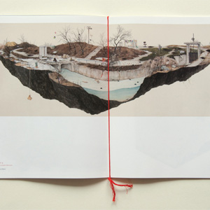 Book for 16bungee Gallery Hyundai and Jin Ju Lee by Yoonkyung Myung