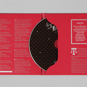 CD Package for Sojourn Community Church by Pedale Design