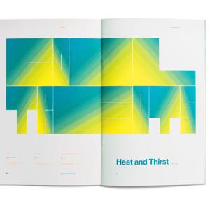 Book for Self-promotion by Leo Burnett Department of Design