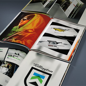 Book for Self-promotion by Factory Design Labs