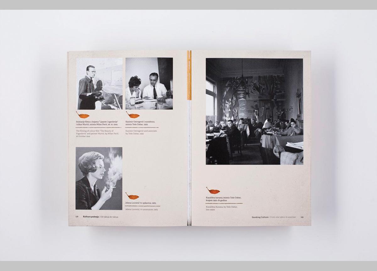 Book for The Croatian Academy Glyptotheque by Bruketa & Žinić