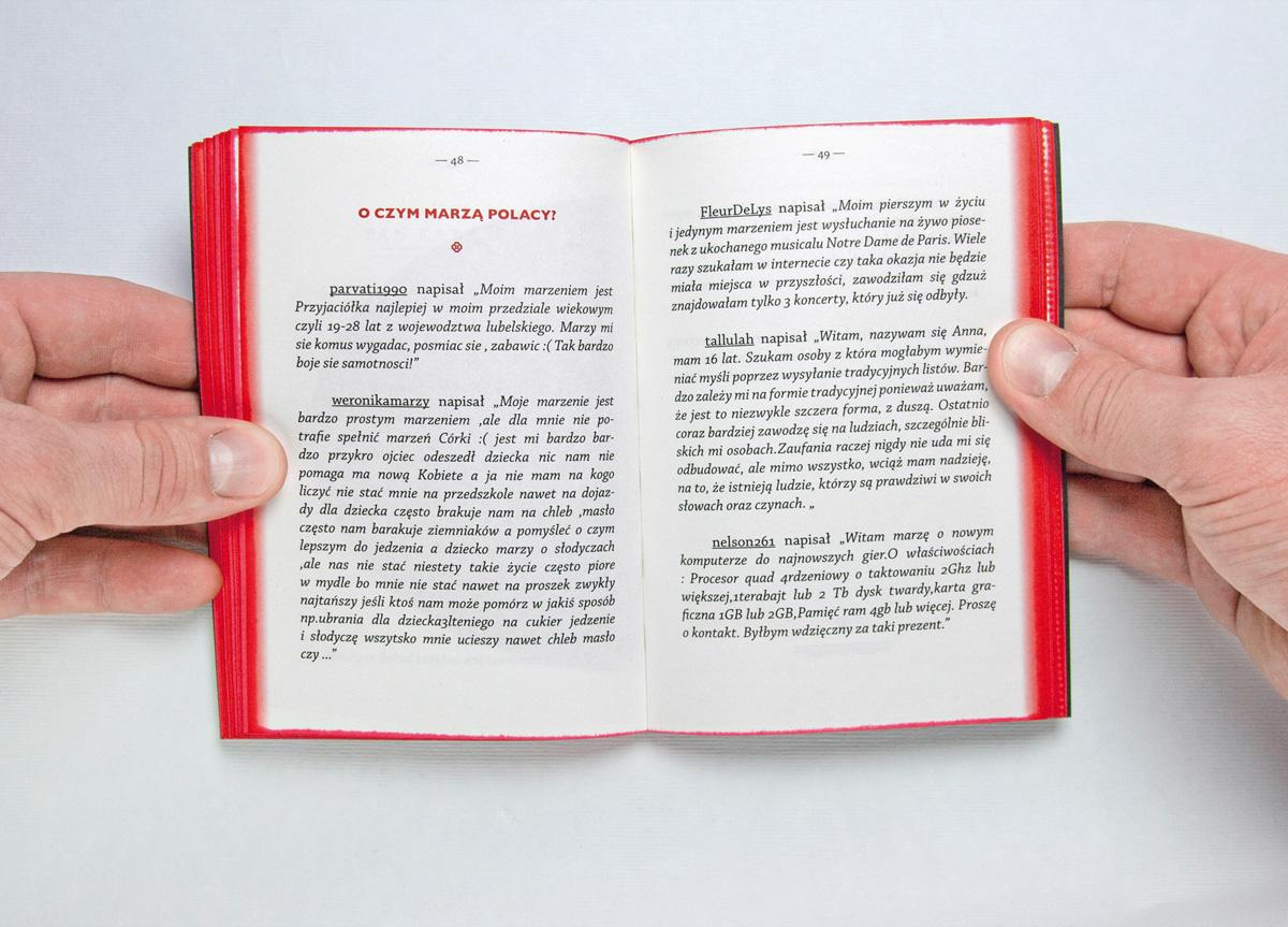 Brochure for Poznan Teatr Polski W Poznaniu by YoStudio