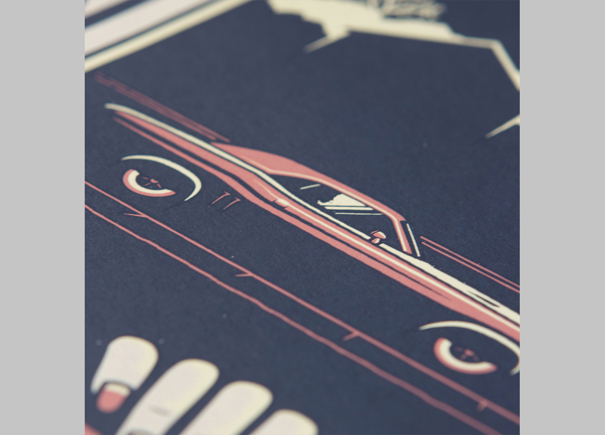 Poster for Self-promotion by Johnny Cupcakes