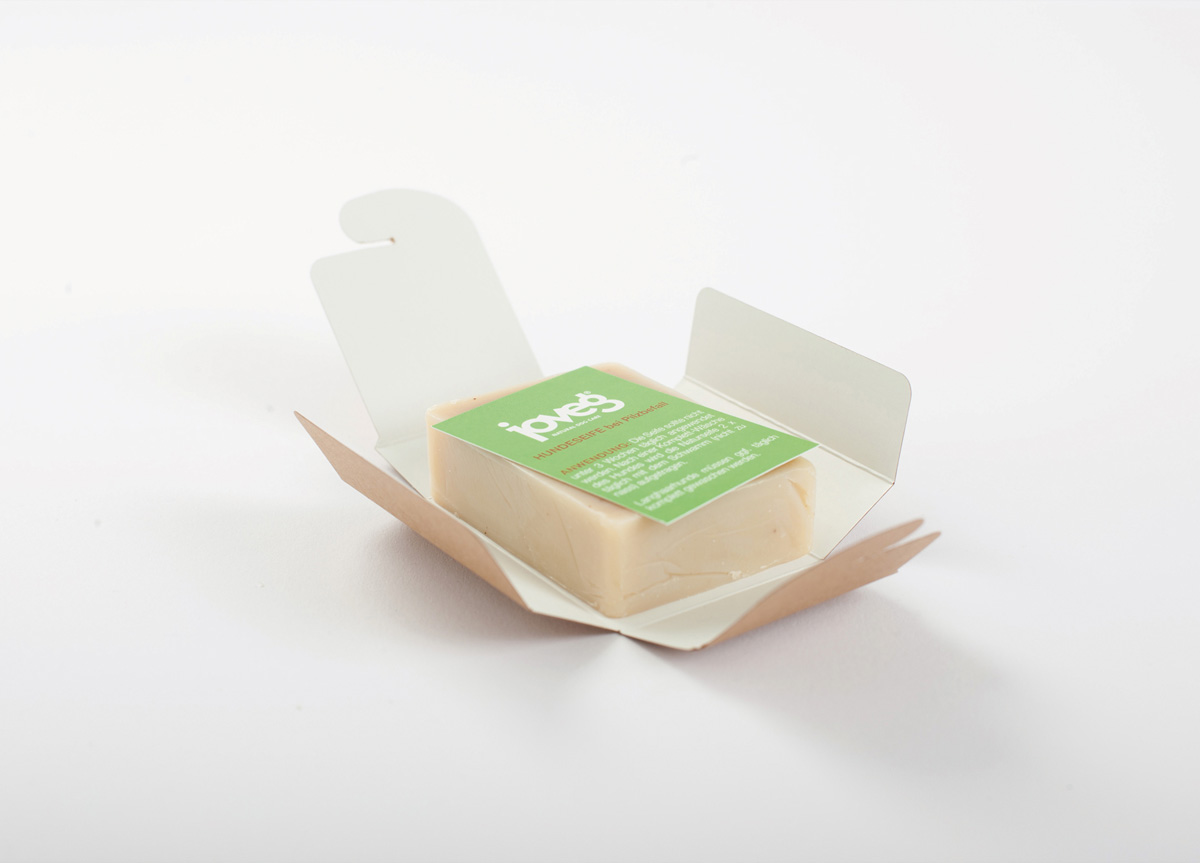 Packaging for joveg by FABULOUSdesign