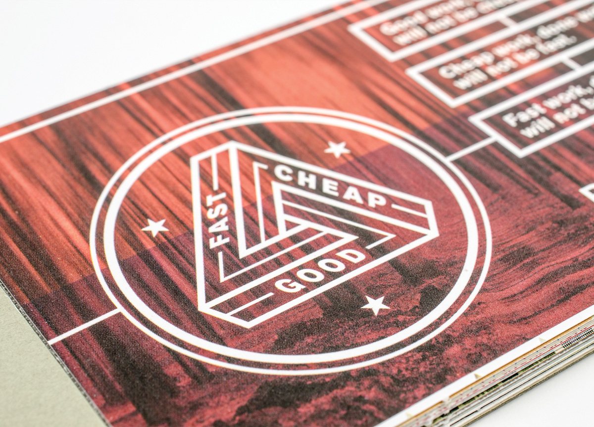 Paper Promotion for Neenah Paper by Chen Design Associates