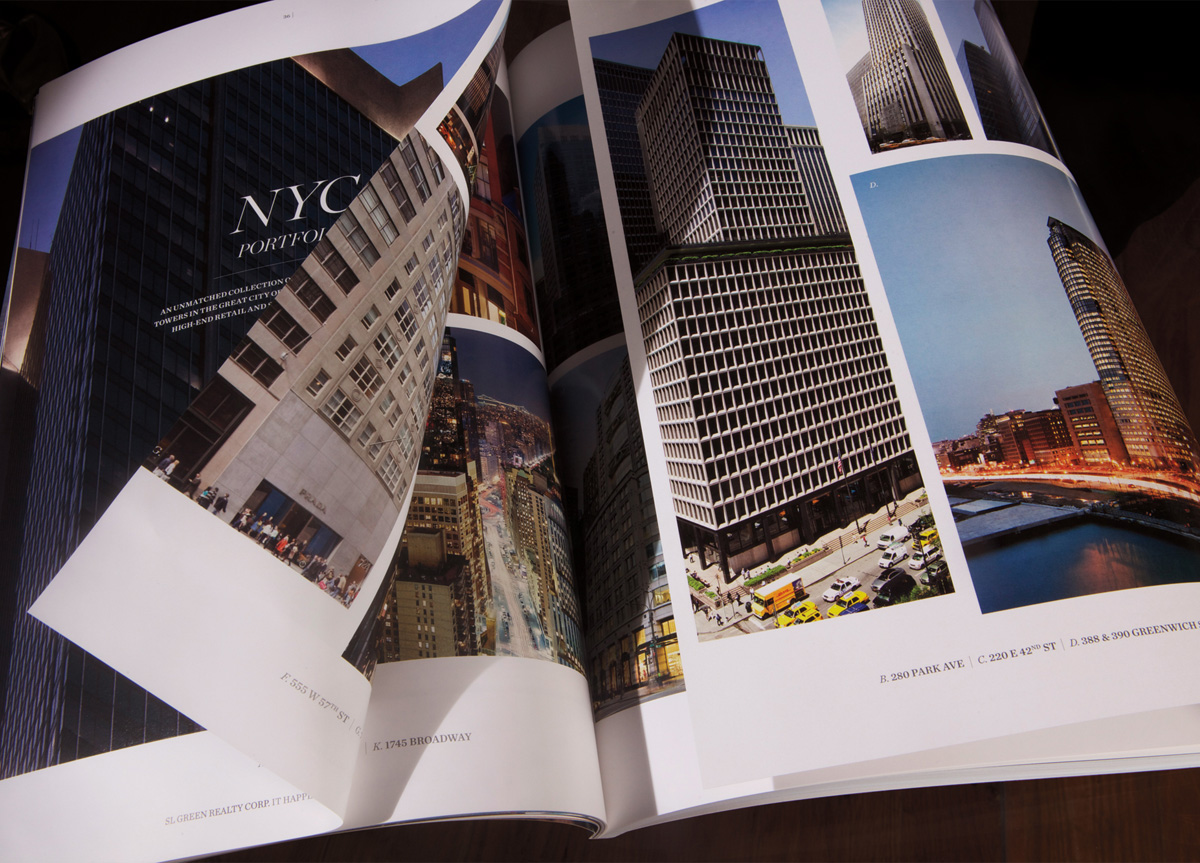Annual Report for SL Green Realty Corp. by OTTO NY