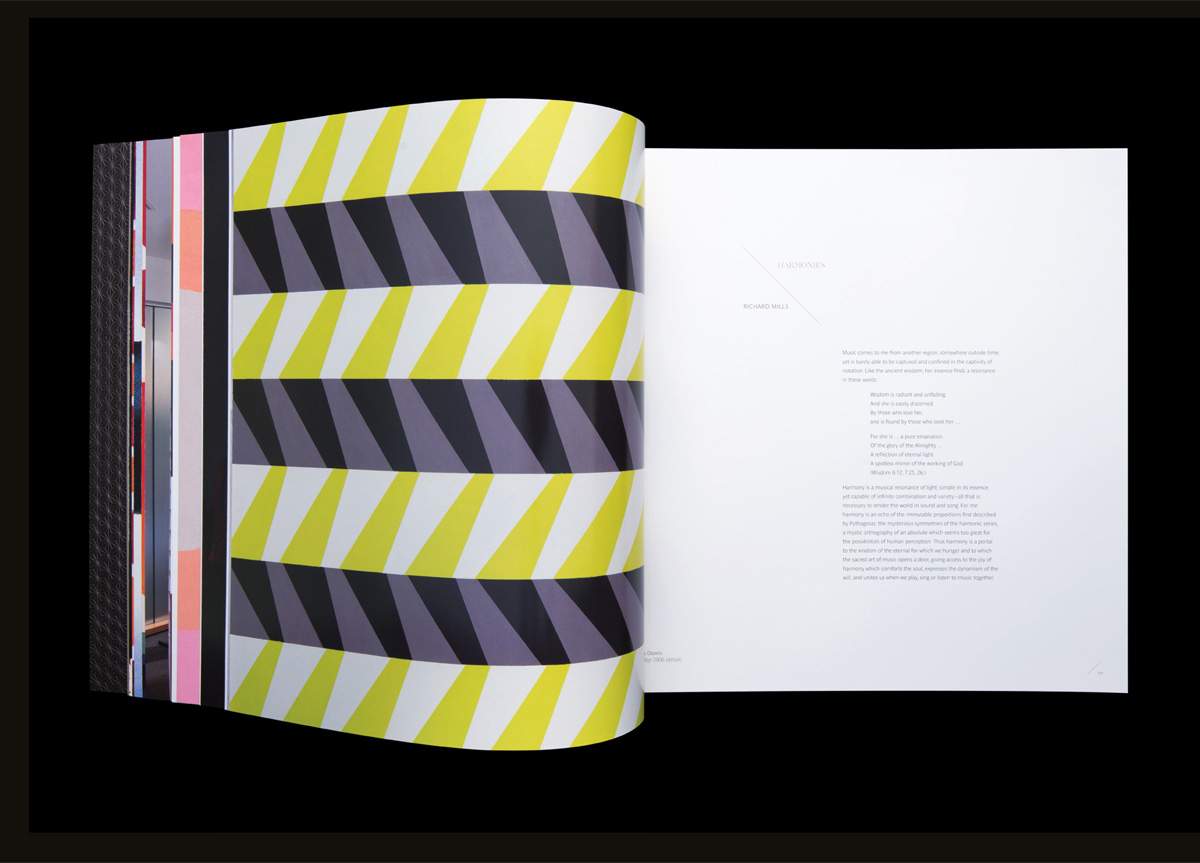 Exhibition Catalogue for Wesfarmers Limited by Bronwyn Rogers Design Studio