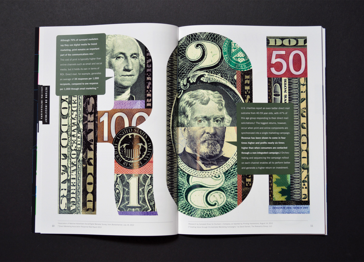 Publication for Sappi Fine Paper – North America by Studio Hinrichs