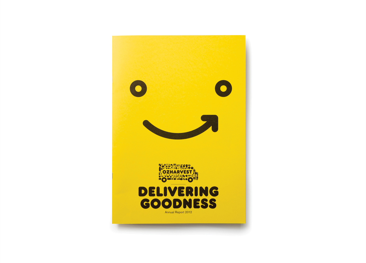 Annual Report for OzHarvest by Frost*