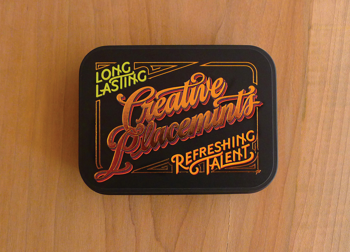 Label for/by creativeplacement