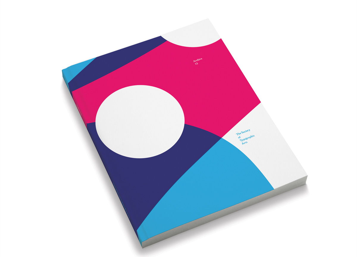 Book for The Society of Typographic Arts by Plural