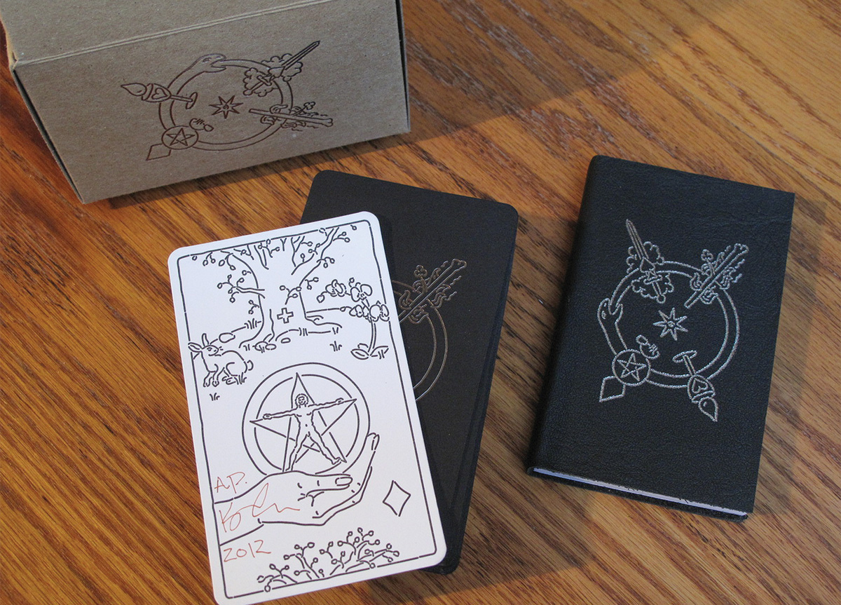 Tarot Card Package for/by Hal Kugeler