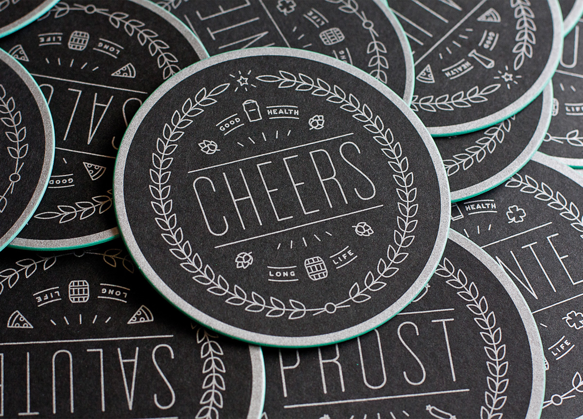 Coasters for/by 55Hi's