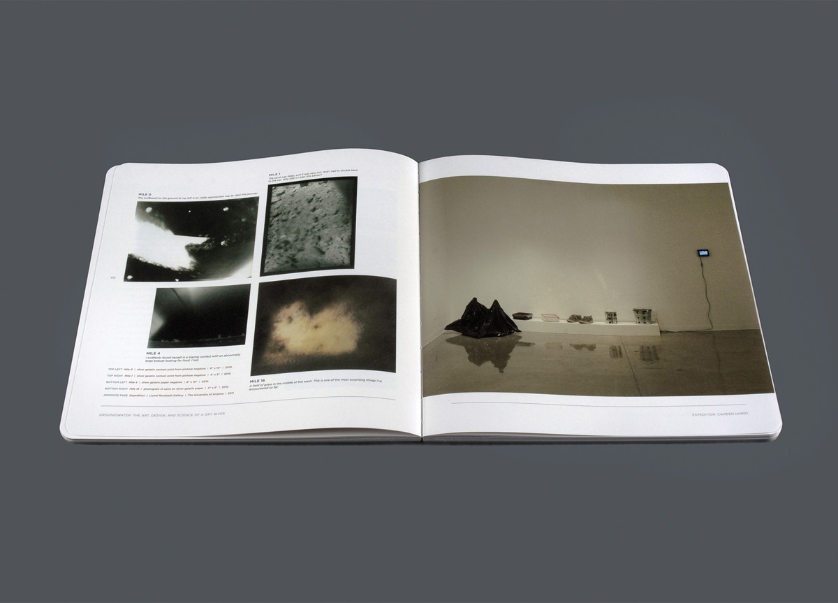 Book for Confluencenter for Creative Inquiry by The University of Arizona, School ofArt
