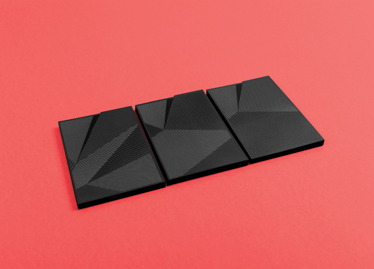 Stationery by Murmure for Exo Architectes