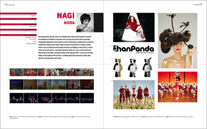 Nagi Noda from Women of Design