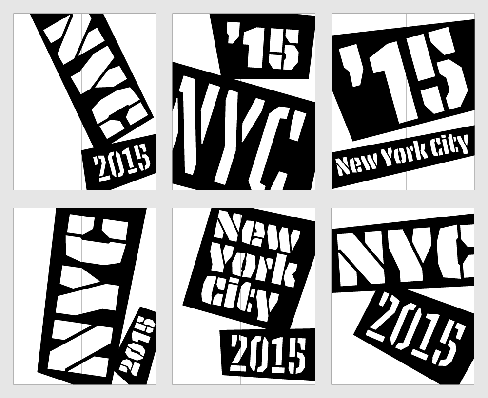 2015 Brand New Conference Identity