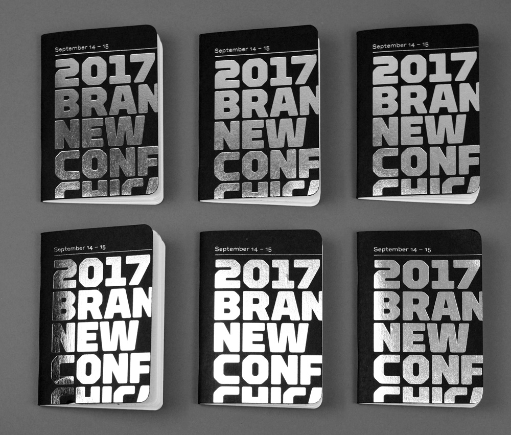 2017 Brand New Conference Identity