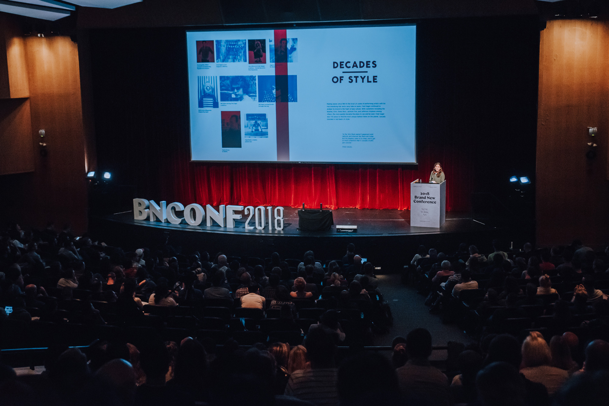 2018 Brand New Conference Identity