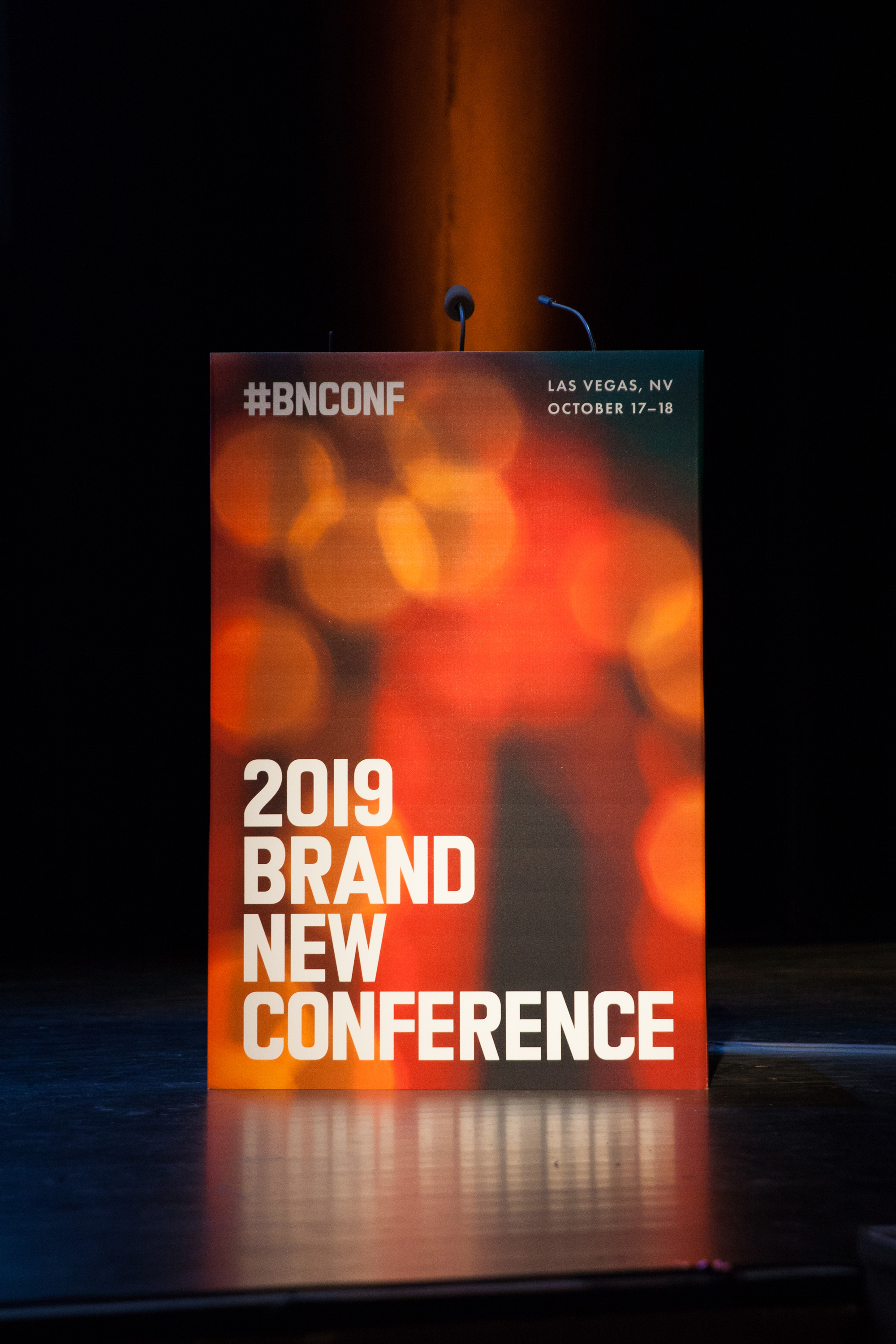 2019 Brand New Conference Identity