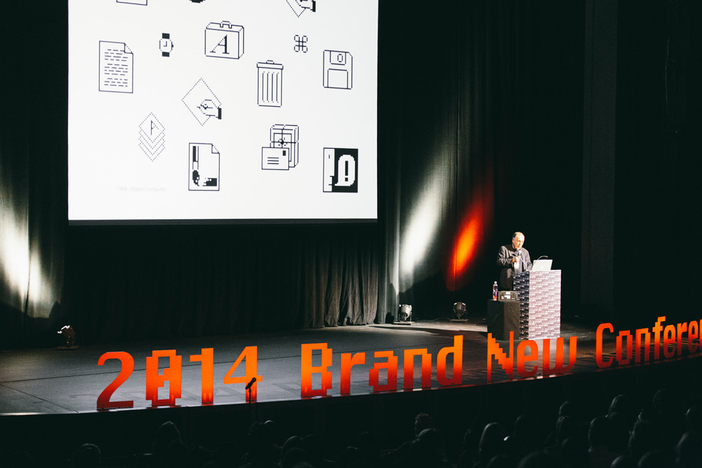 2014 Brand New Conference Identity