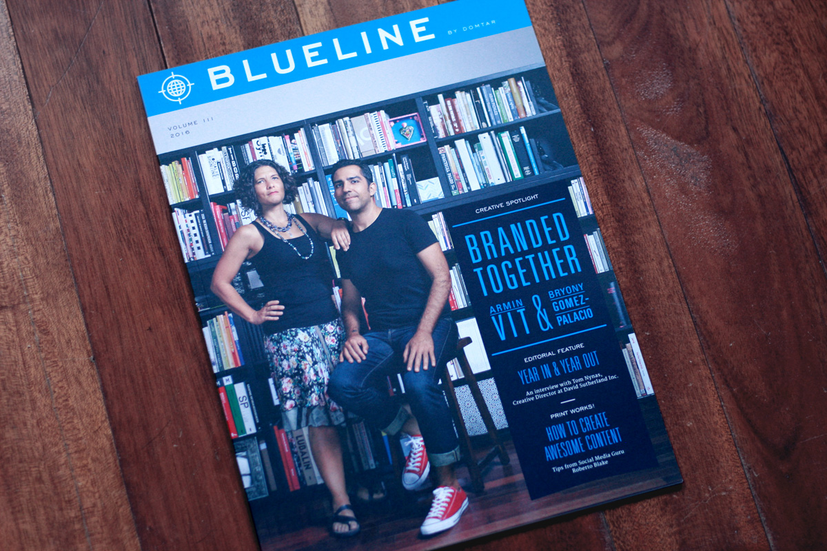 Domtar Blueline