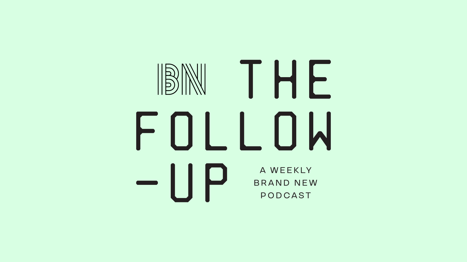 Introducing Brand New's weekly podcast!